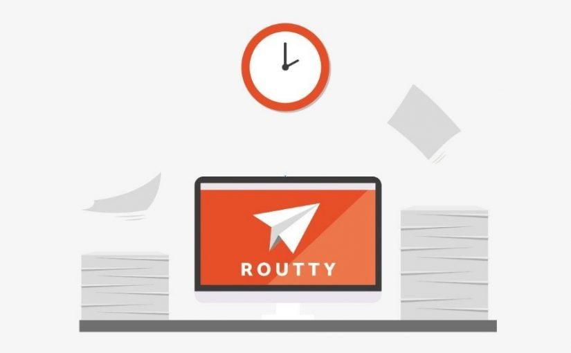 10 reasons to automate your outbound invoicing process with ROUTTY